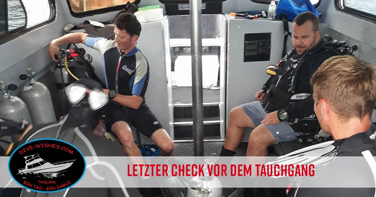 Tauchausflug, Dive Wishes & More